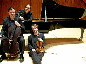 Lyrebird Trio comes to Tweed