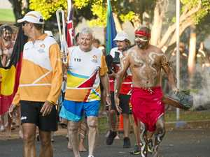 Queen's Baton Relay a historic day for Toowoomba