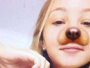 Chilling text sent before bullied teen's death