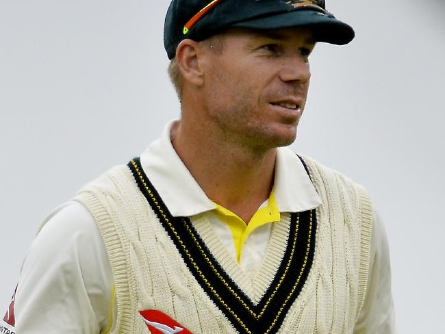 David Warner has been accused of being the ringleader in the plan, and is said to have gone rogue, angering his teammates by drinking champagne in the hotel bar. Picture: Ashley Vlotman/Gallo Images/Getty Images