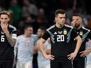 Spain's emphatic WC statement in 6-1 Argentina demolition
