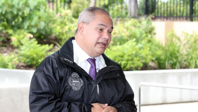 Photo of Mayor Tom Tate. Photo by Richard Gosling