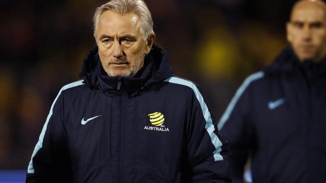 Bert van Marwijk is keen to playing attacking football.