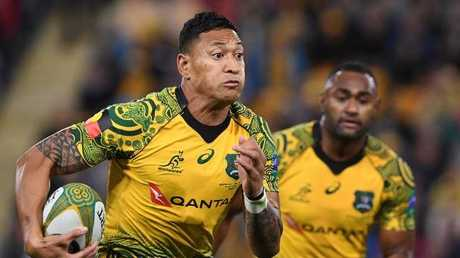 Folau has become one of the best rugby players in the world.