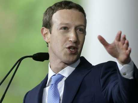Mark Zuckerberg is planning to testify before Congress about how his company collects and uses people's data.