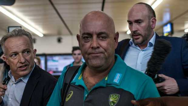 Coach Darren Lehmann: Australia team 'must change' after ball-tampering scandal