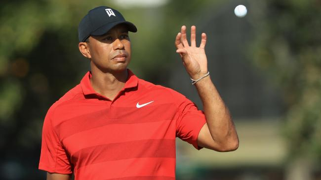 Tiger Woods is among the hopefuls at the PGA Championship. Picture: Sam Greenwood/Getty Images