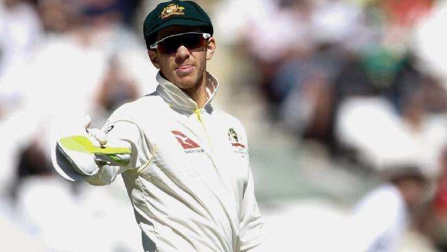 Tim Paine has been given the keys to the Test team.