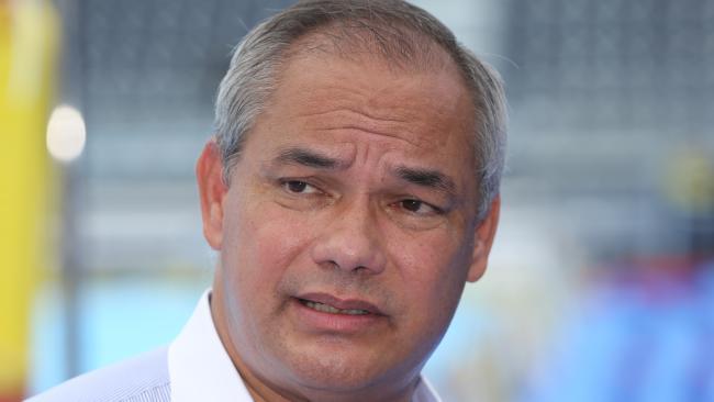 Mayor Tom Tate. Picture Glenn Hampson