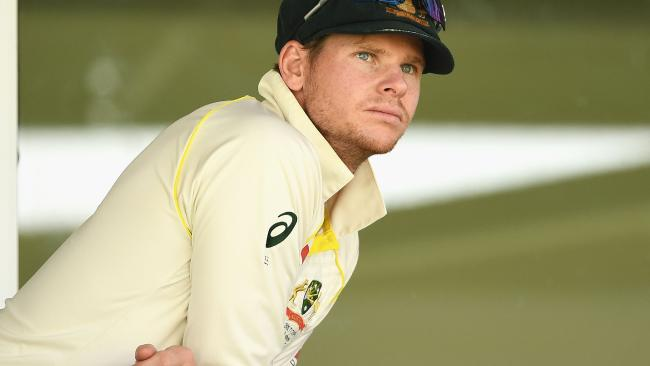 Steve Smith's career is in tatters.