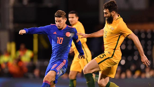 Can Mile Jedinak keep the young guns at bay?
