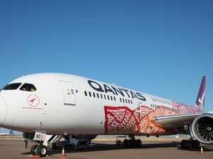 Qantas to put us in the cargo hold?