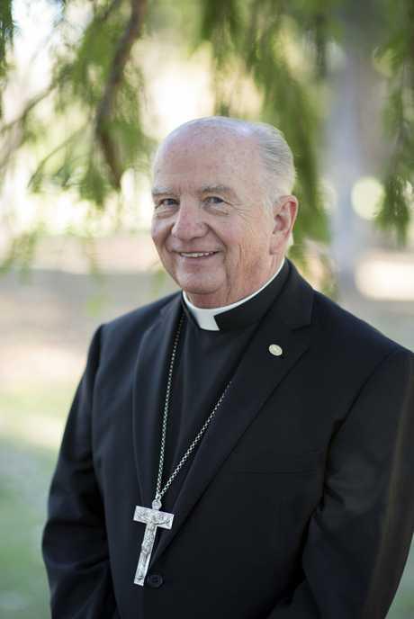 Bishop Robert McGuckin.