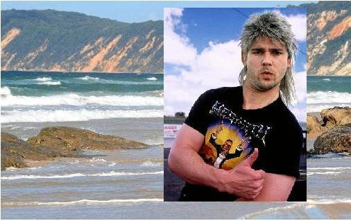 Would legend Aussie bogan 'Poida' disrespect Double Island Point if he visited?