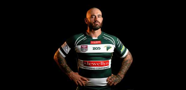 LEADER: Nat Neale is the new Ipswich Jets captain for the 2018 season.