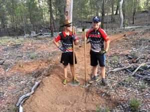 Bike group maps out new Wondai trail