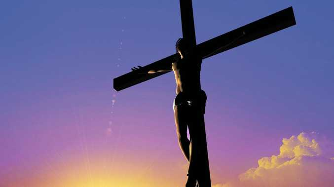 OUR SAVIOUR: Easter is still relevant in 2018 because it shows us we can have an eternity without death, grief or pain, says Stuart White.