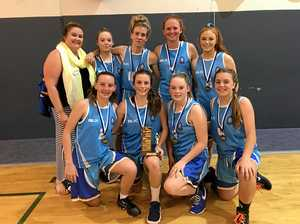 Toowoomba's young basketballers shine at finals