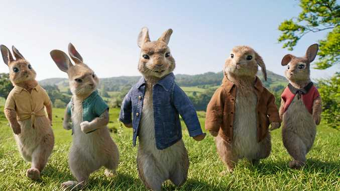 The Peter Rabbit Movie Will Hit Rockhampton Cinemas These School Holidays