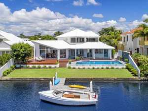 Celebrity appeal, lure of Noosa help light fuse on market