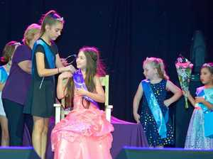 An emotional win for young Gladstone queen