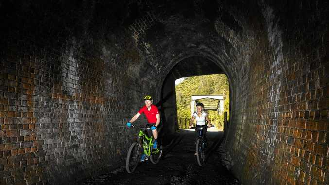 Northern Rivers Rail Trail hope we will have a world class trail to rival any in the world.