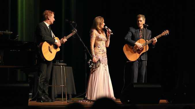 David Hobson and Marina Prior will perform at The Brolga Theatre, Maryborough in May.