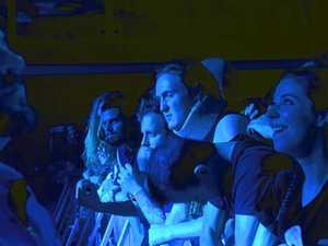 Gojira perform in Brisbane