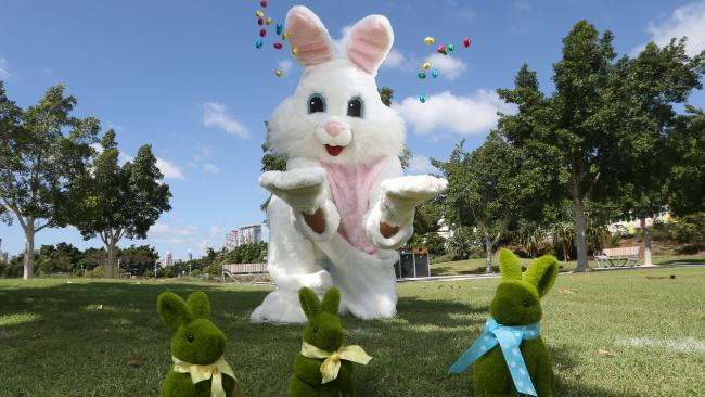 NSW Premier Gladys Berejiklian has given the Easter bunny the all clear to carry out his job this weekend.
