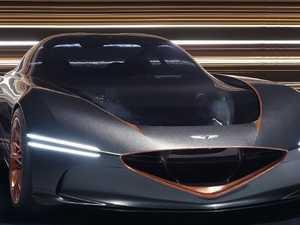 Korea's answer to Tesla shows Genesis of new era