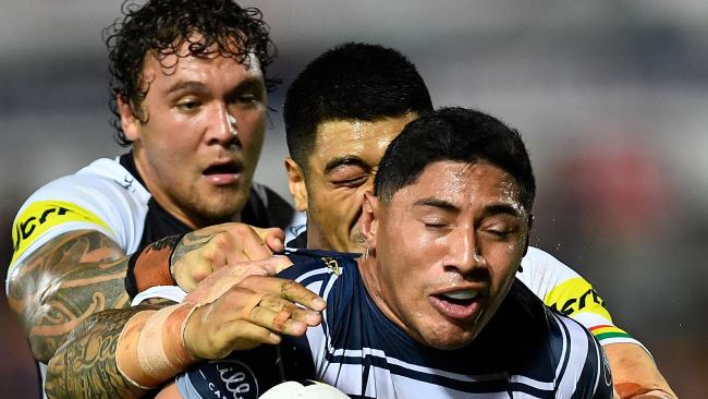North Queensland could not match Penrith's physicality.