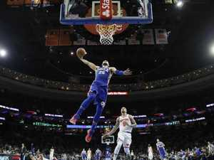 76ers, Cavs neck-and-neck in East