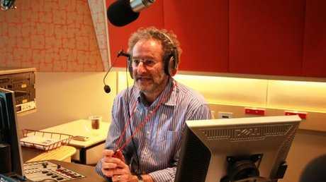 ABC Melbourne radio presenter Jon Faine.