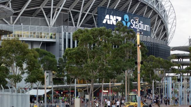 ANZ Stadium at Sydney Olympic Park will not get knocked down. Picture: Christian Gilles