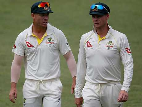Warner terms his act 'a stain on the game', apologises to fans