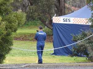 BRUTAL MURDER: Man's vile crime in front of his children