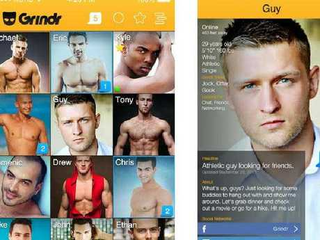 Grindr users could be exposed.