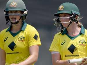 Aussies flex T20 muscles to demoralise Poms