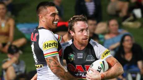 James Maloney was the best player on the field for Penrith.