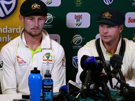 Steve Smith and Cameron Bancroft were also sanctioned.