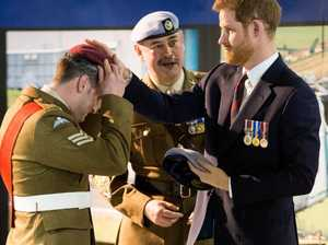 Prince Harry to honour army mates at royal wedding
