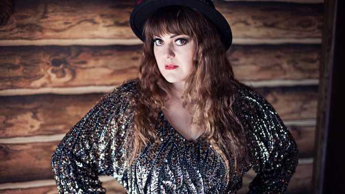 Toowoomba singer Sue Ray.
