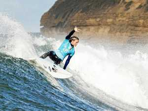 Andrew eliminated from Rip Curl Women's Pro Bells Beach