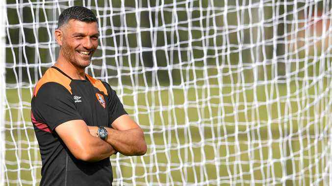 Roar coach John Aloisi says his side is ready for whatever the Central Coast Mariners dish up.