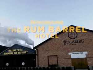 Bundy Rum's ambitious plan for overnight stays at distillery