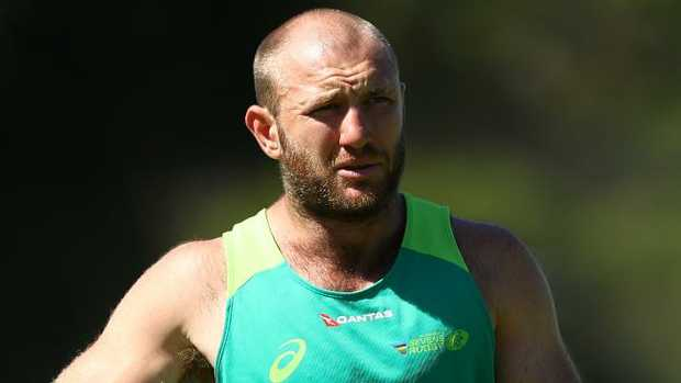 Australian Sevens rugby captain James Stannard 'assaulted' outside kebab shop in Sydney