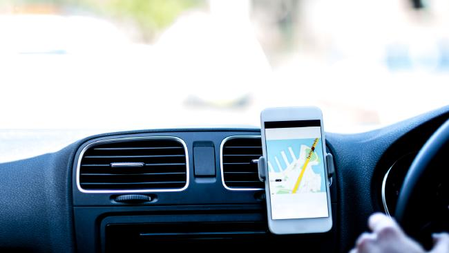 According to a former Uber driver, scamming is rife. Picture: iStock