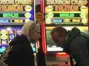 Queensland man's 'romantic' pokies proposal