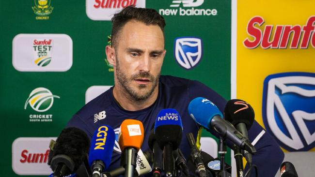 Faf du Plessis has compassion for what Steve Smith is going through.
