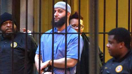 Syed was sentenced to 30 years in a Baltimore prison. Picture: Karl Merton Ferron/Baltimore Sun/TNS via Getty Images
